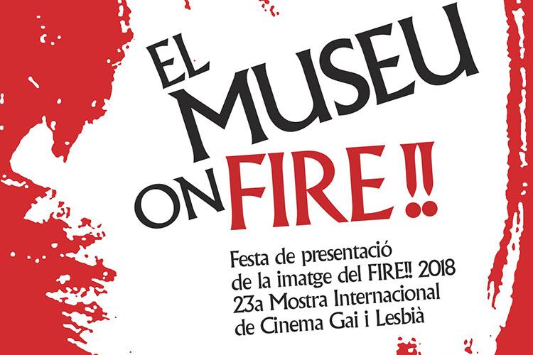 El museu on FIRE!!