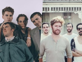 Shame & Rolling Blackouts Coastal Fever