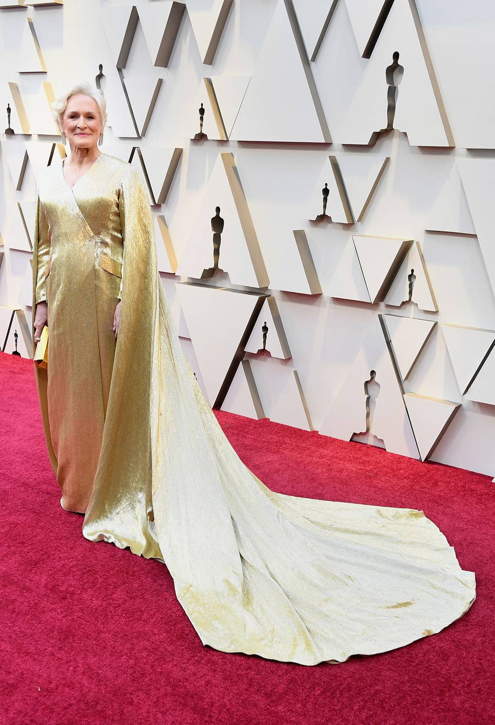 Glenn Close (Carolina Herrera)