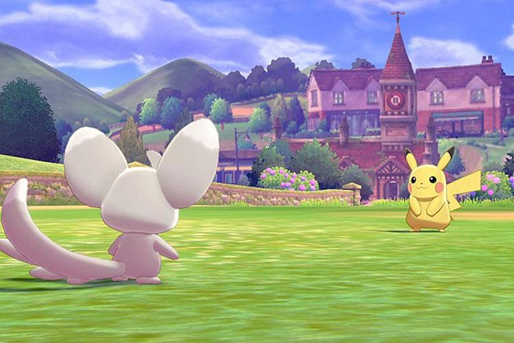 """Pokémon Escudo"" y ""Pokémon Espada"""