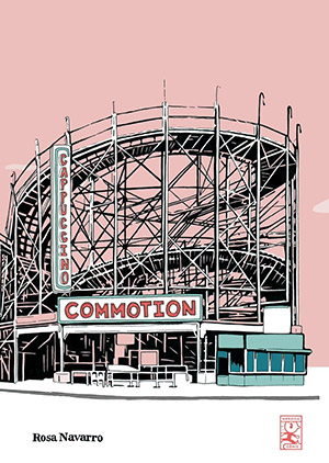 Cappucino Commotion