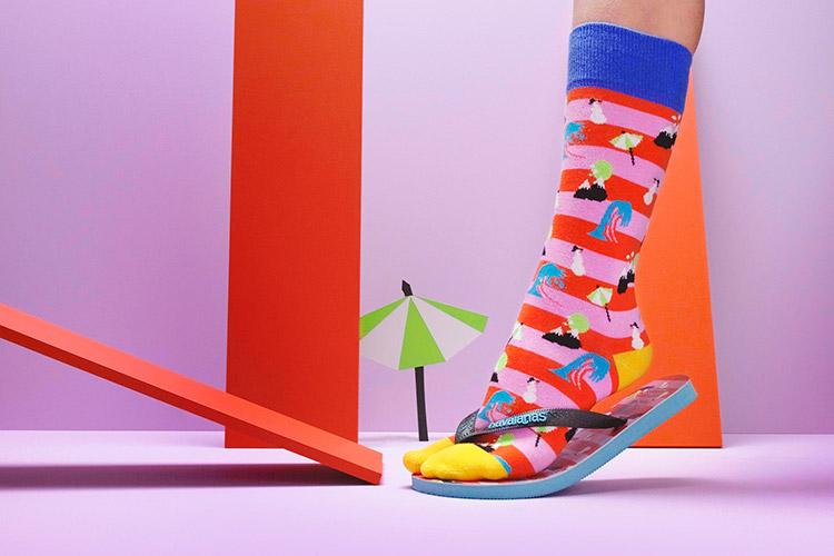 5fcdc2ba Happy Socks ha diseñado unos calcetines específicamente pensados ...