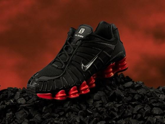 Skepta x Nike Shox