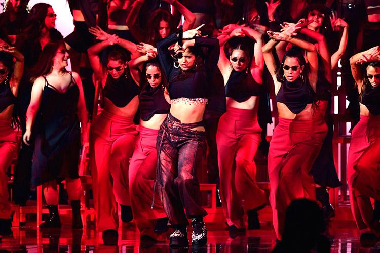 Rosalía @MTV EMA 2019