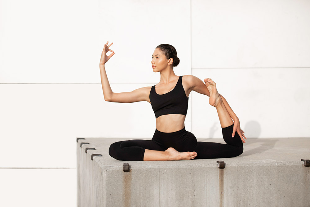 Ecoalf | Yoga Collection