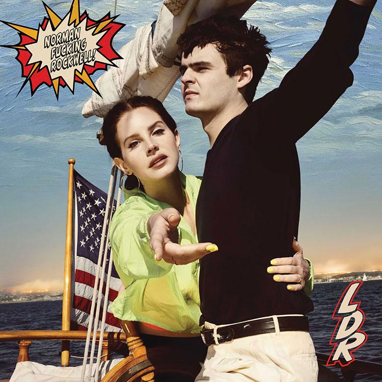 """Norman F*****g Rockwell!"", de Lana del Rey"