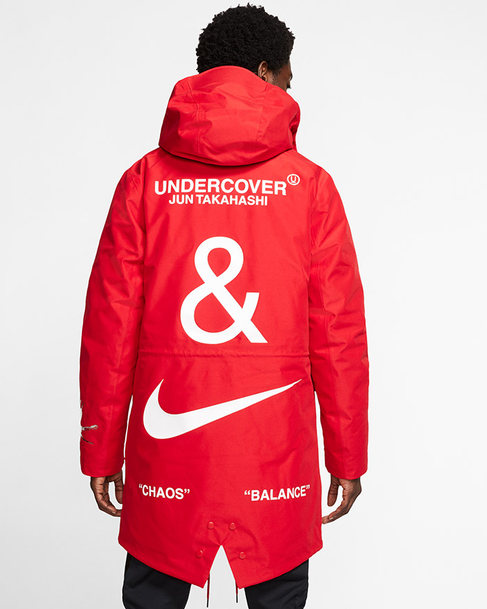 Undercover x Nike