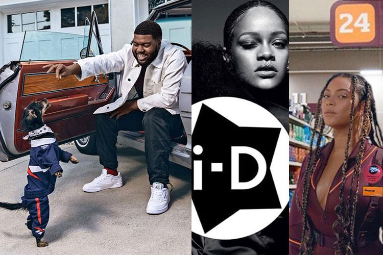Khalid, Rihanna, Beyoncé
