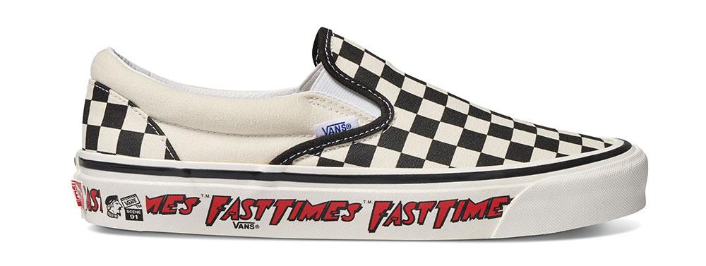 "Vans ""Fast Times"""
