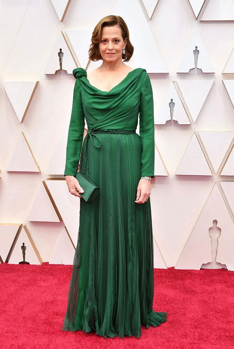 Sigourney Weaver (Dior)