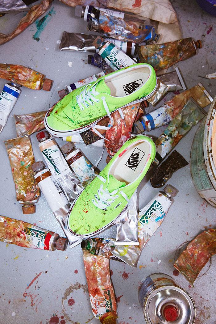 Vans Era Neon Pack
