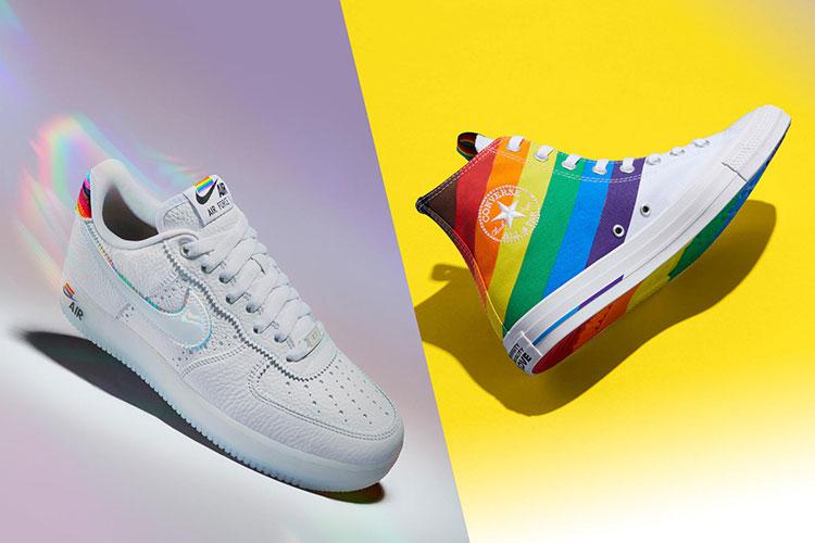 Nike + Converse PRIDE