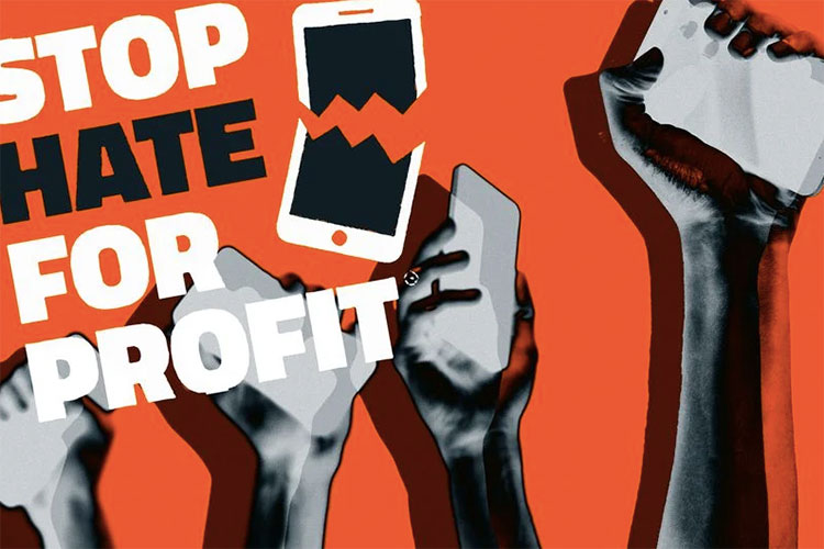 Facebook | Stop hate for profit