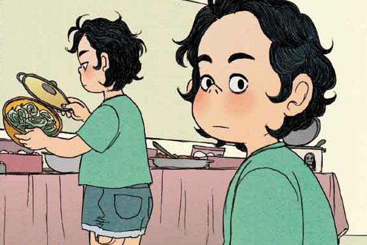 """Destellos"", de Jen Wang"