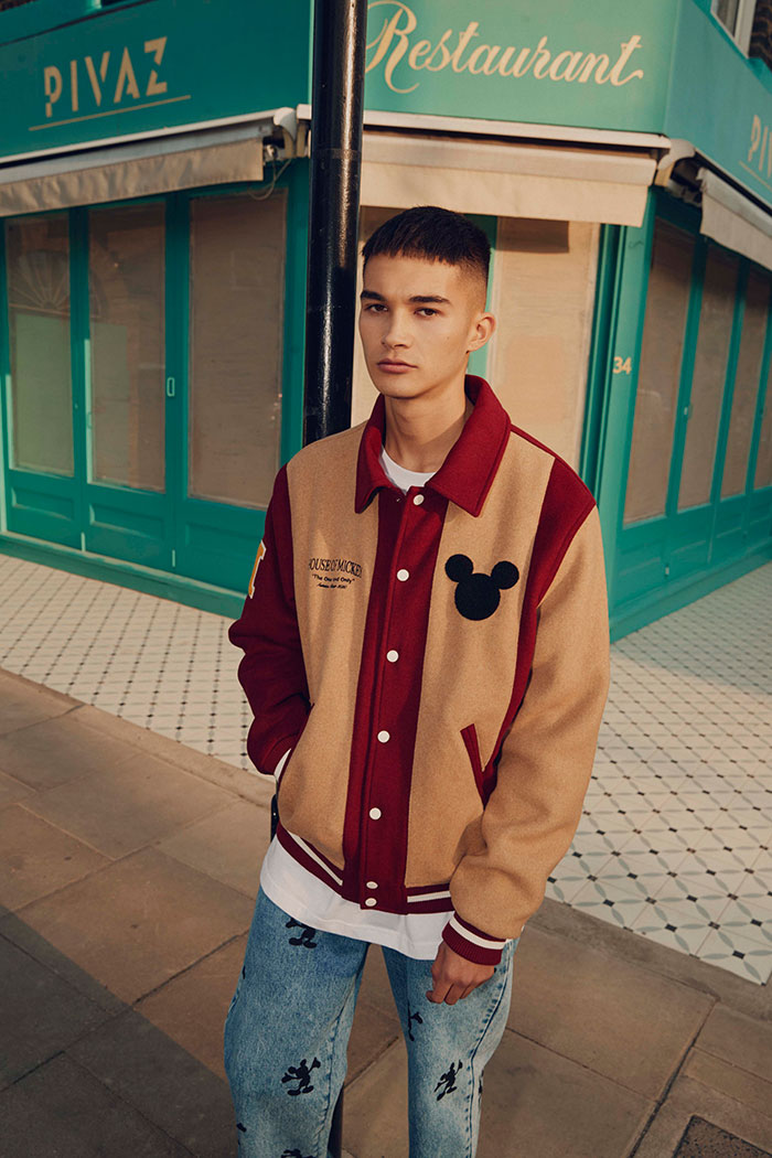 Bershka x Mickey Mouse