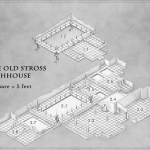 Old Stross Bathhouse fantasy map for Streets of Zobeck