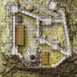 Watchfire Keep fantasy map pack