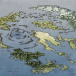 Fantasy Island Map for Lorhe