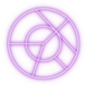 A magic glyph for use in virtual tabletops