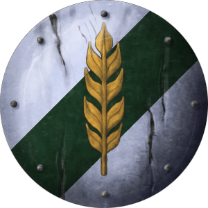 Ordin crest for the Dark Warriors online fantasy RPG
