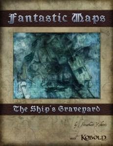Ship's Graveyard Underwater Fantasy Battlemap Map Pack