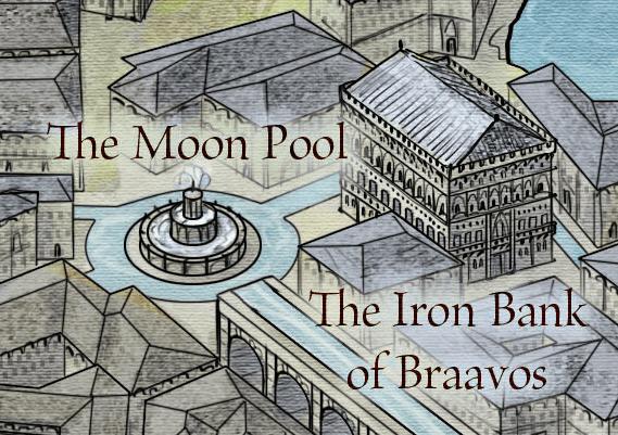 Iron Bank and the Moon Pool