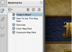 How to create a map pack