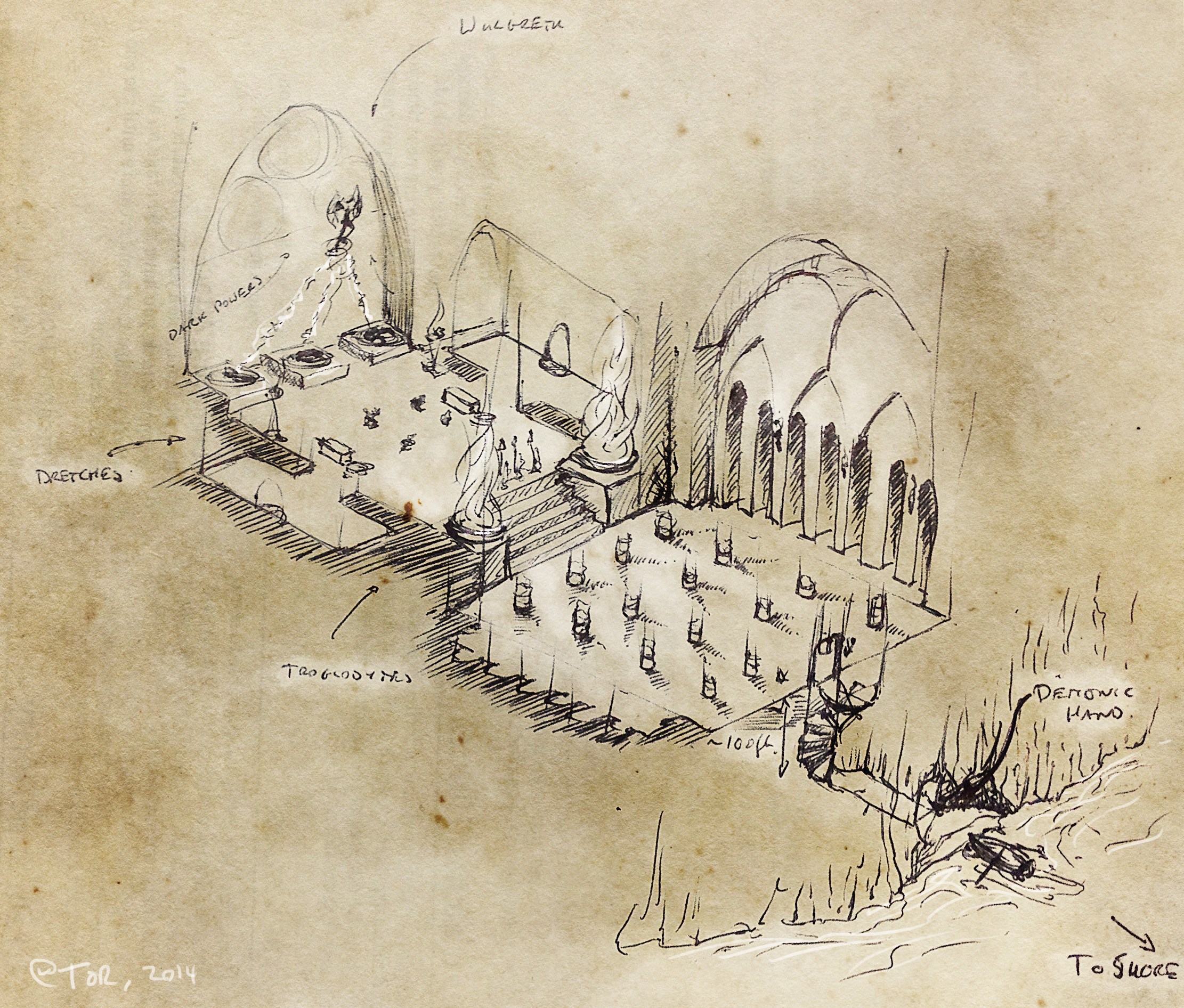 D&D Archives - Fantastic Maps on