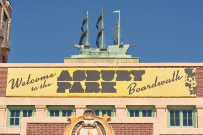 Greetings from Asbury Park!