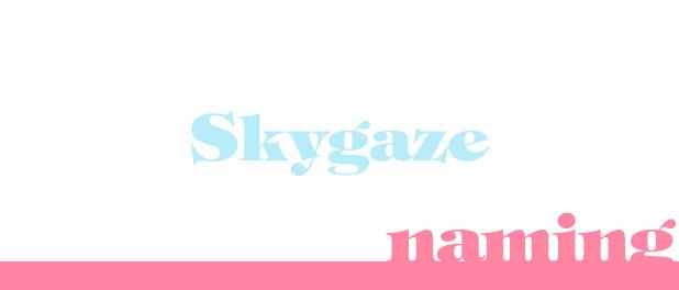 naming-skygaze