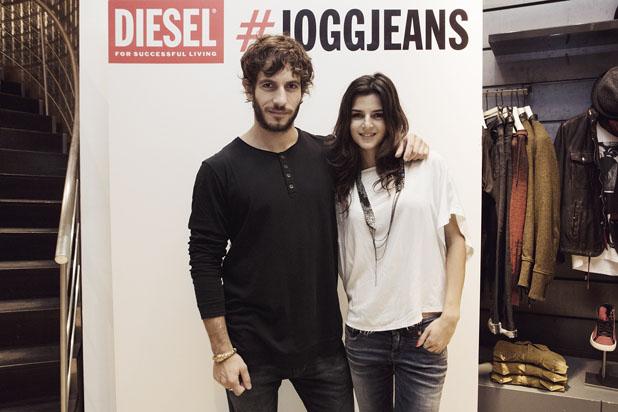 Presentación Jogg Jeans de Diesel