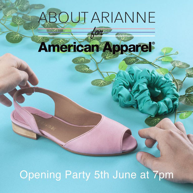 about-arianne-american-apparel-flyer