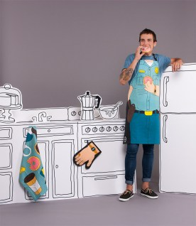 """""""Kitchen Collection"""" by Woouf!"""