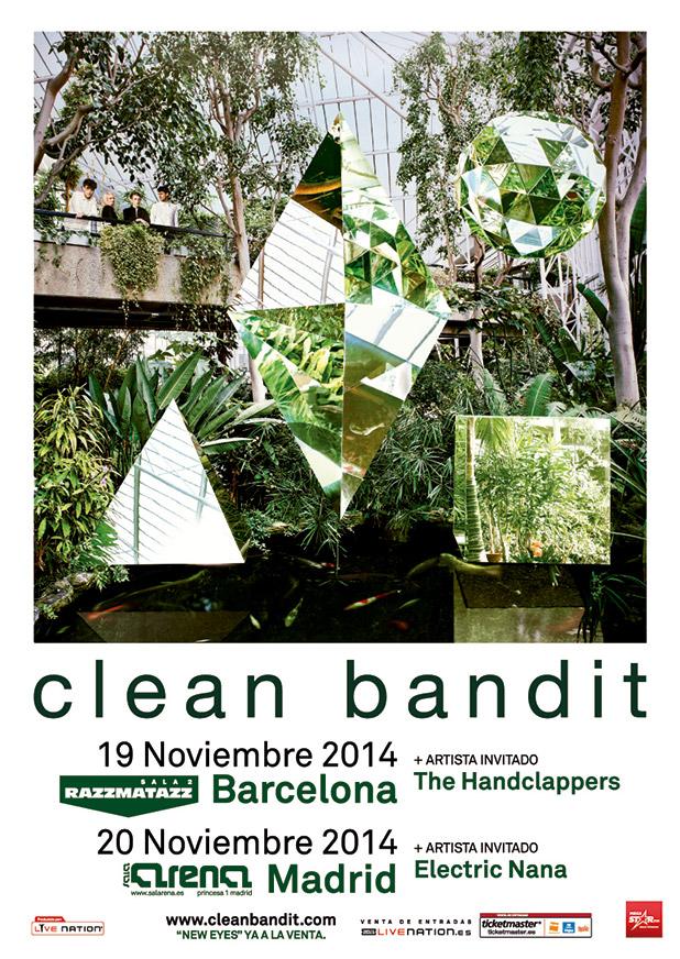 clean-bandit-poster