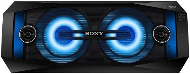 Sony High Power Audio: X-TANK
