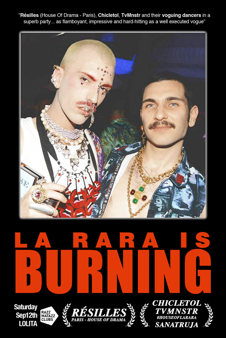 la-rara-is-burning-cartel