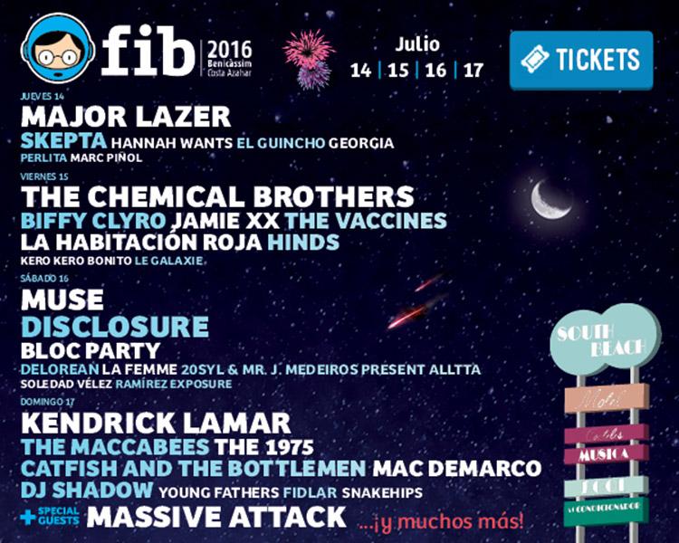 FIB 2016