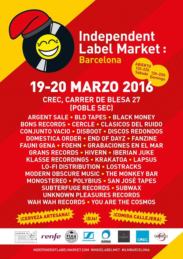 Independent Label Market cartel
