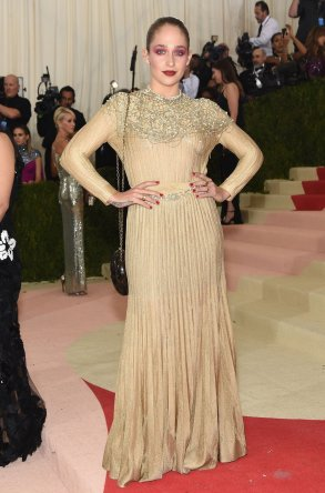 Jemima Kirke @ MET Gala 2016