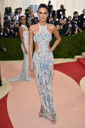 Kendall Jenner @ MET Gala 2016