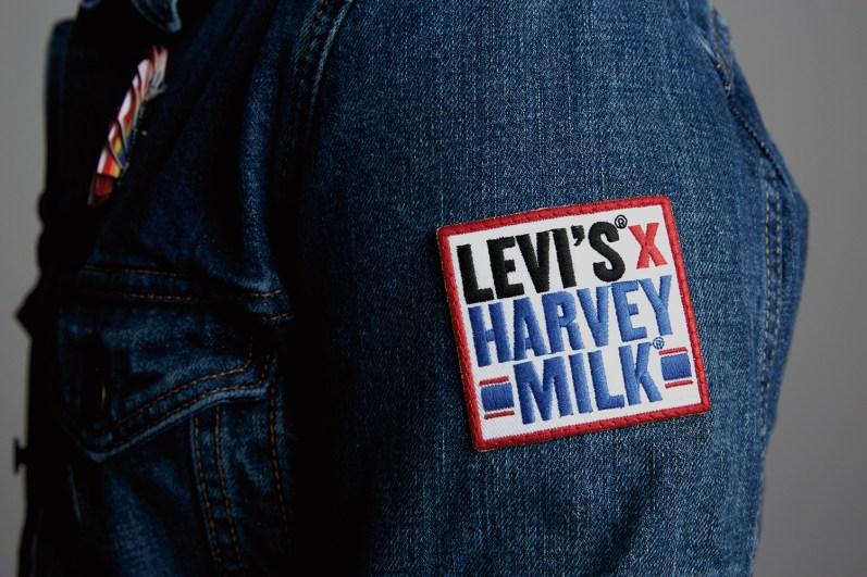 Levi's x Harvey Milk