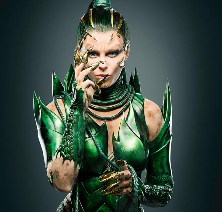 Rita Repulsa @ Power Rangers