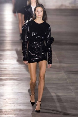 YSL by Anthony Vaccarello (Paris Fashion Week 2016)