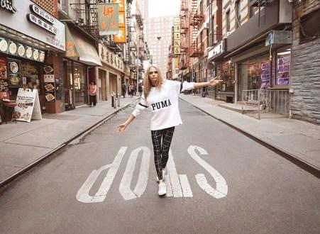 """Cara Delevigne x Puma """"Do You"""""""