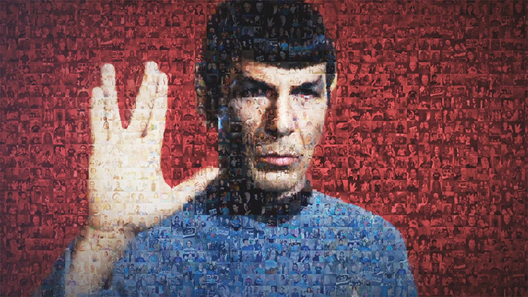 """For The Love of Spock"" de Adam Nimoy"