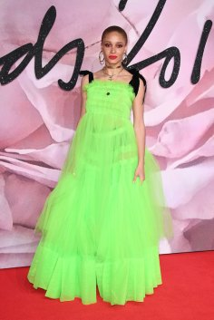 Adwoa Aboah @ Fashion Awards 2016
