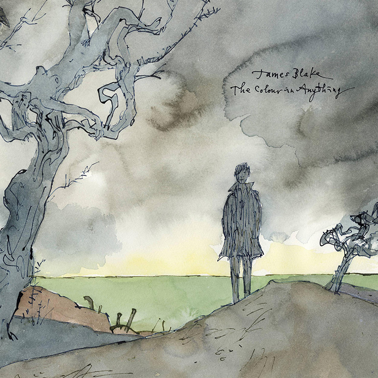 THE COLOUR IN ANYTHING, de James Blake