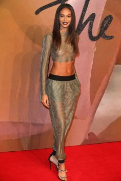 Joan Smalls @ Fashion Awards 2016