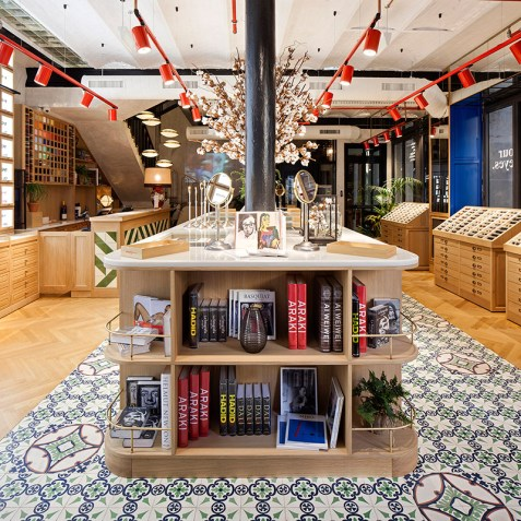 Etnia Barcelona (apertura flagship store)