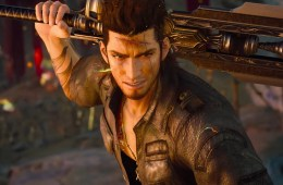 Final Fantasy XV Episode Gladiolus